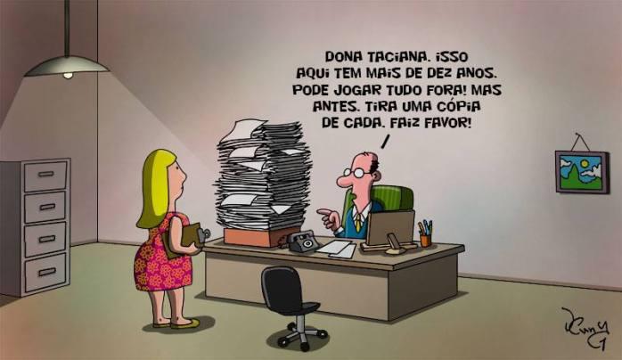 Burocracia II