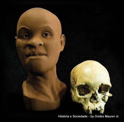 Resultado de imagem para luzia homo sapiens